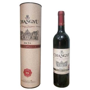 12° 张裕干红(窖酿3年)赤霞珠特选级干红葡萄酒 750ml
